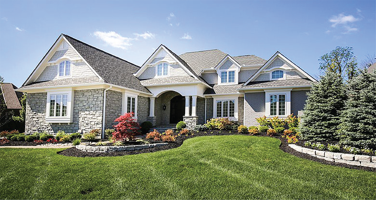 Kensington of Mason - New Luxury Homes in Mason, OH